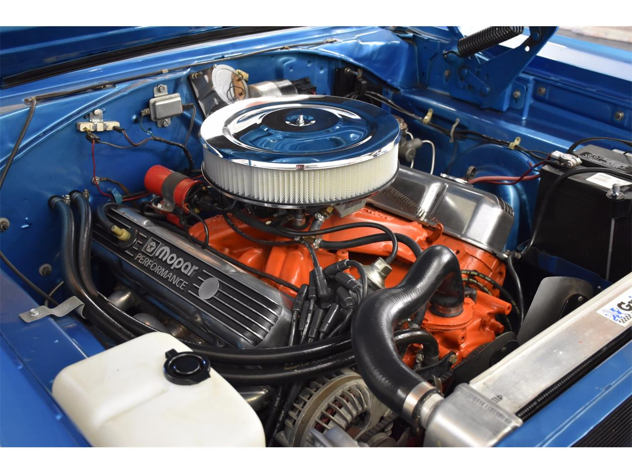 Large Picture of Classic 1968 Plymouth GTX Auction Vehicle Offered by Ideal Classic Cars - MCTY