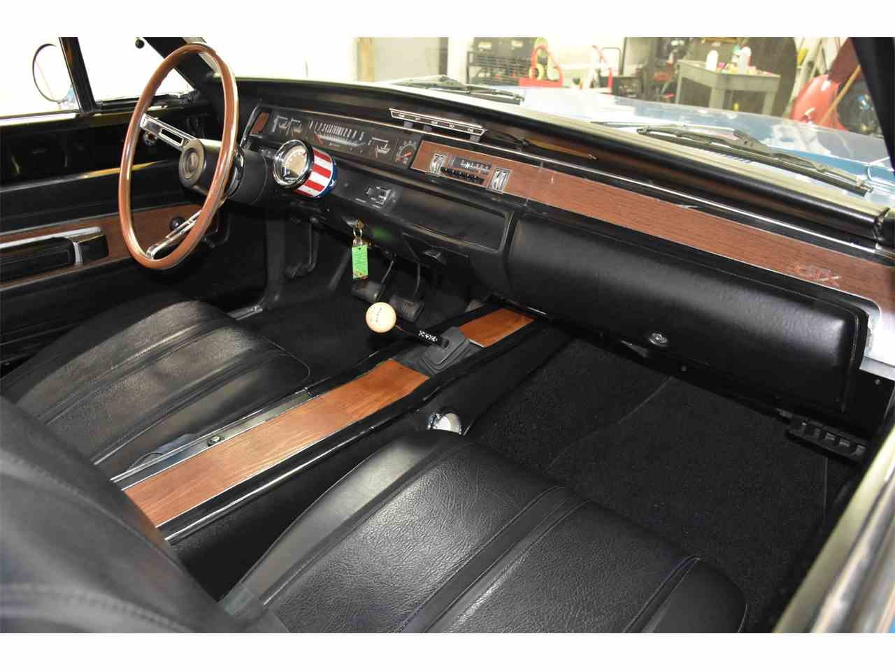 Large Picture of '68 Plymouth GTX Auction Vehicle Offered by Ideal Classic Cars - MCTY
