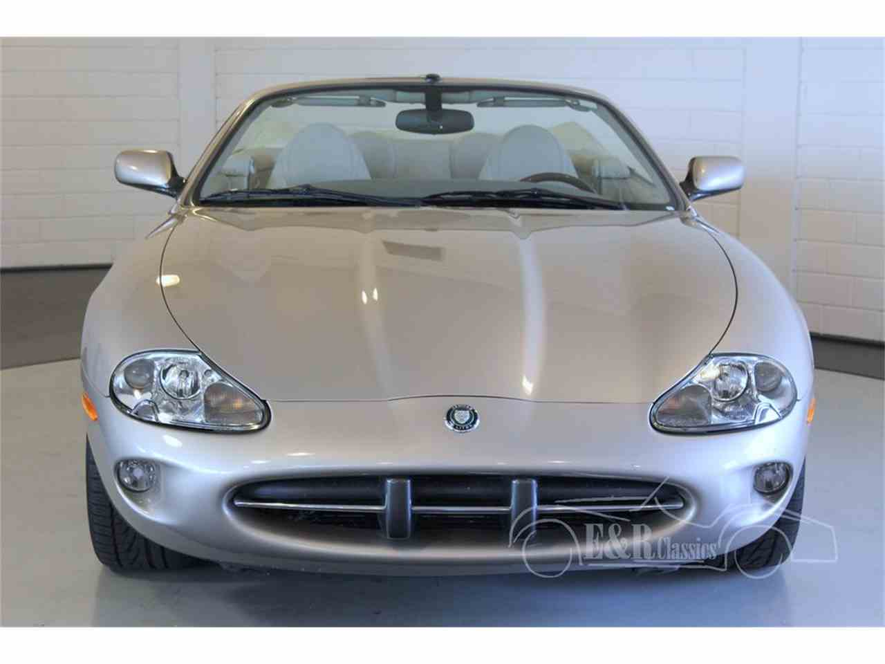 Large Picture of '00 XK8 located in Noord Brabant Offered by E & R Classics - MCUP