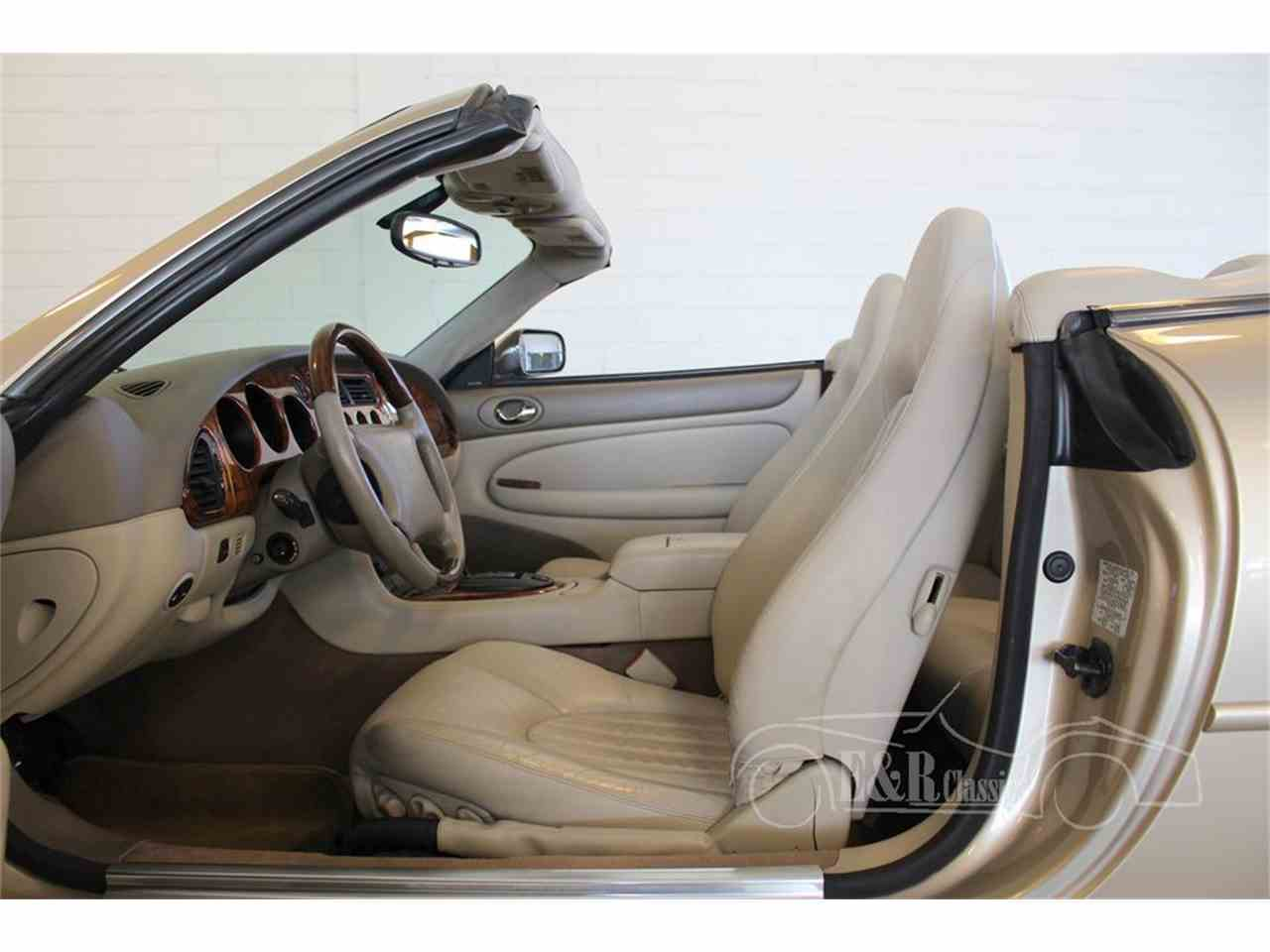 Large Picture of '00 Jaguar XK8 located in Noord Brabant - $27,100.00 Offered by E & R Classics - MCUP