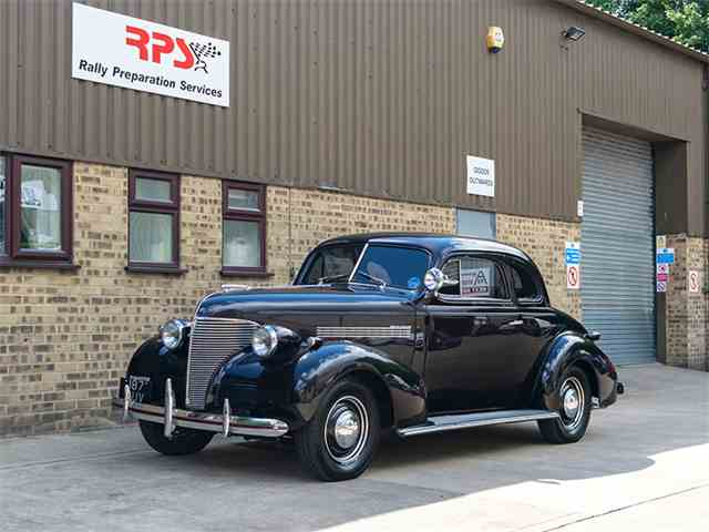 Picture of '39 Coupe - MCV5