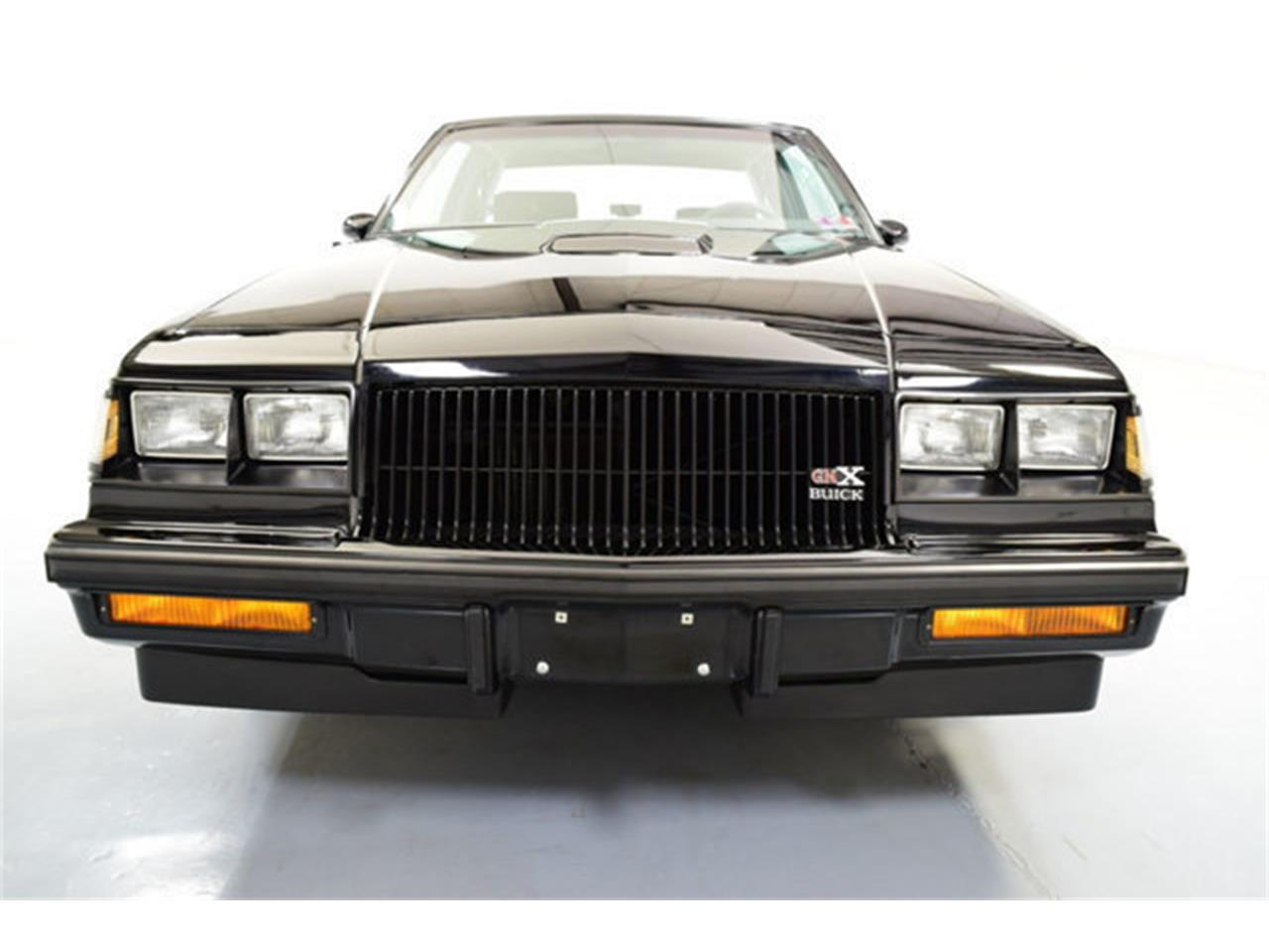 Large Picture of '87 GNX - MCVD