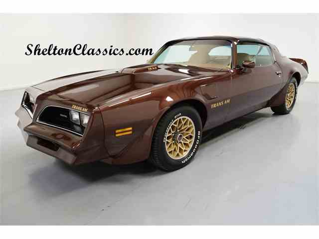 Picture of '77 Firebird Trans Am - MCVT