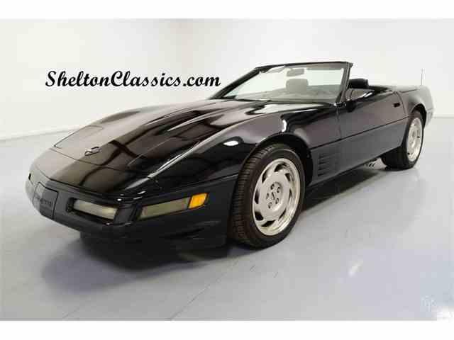 Picture of '92 Corvette - MCVU