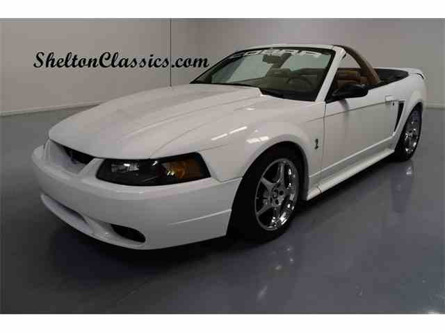 Picture of '99 Mustang - MCVY