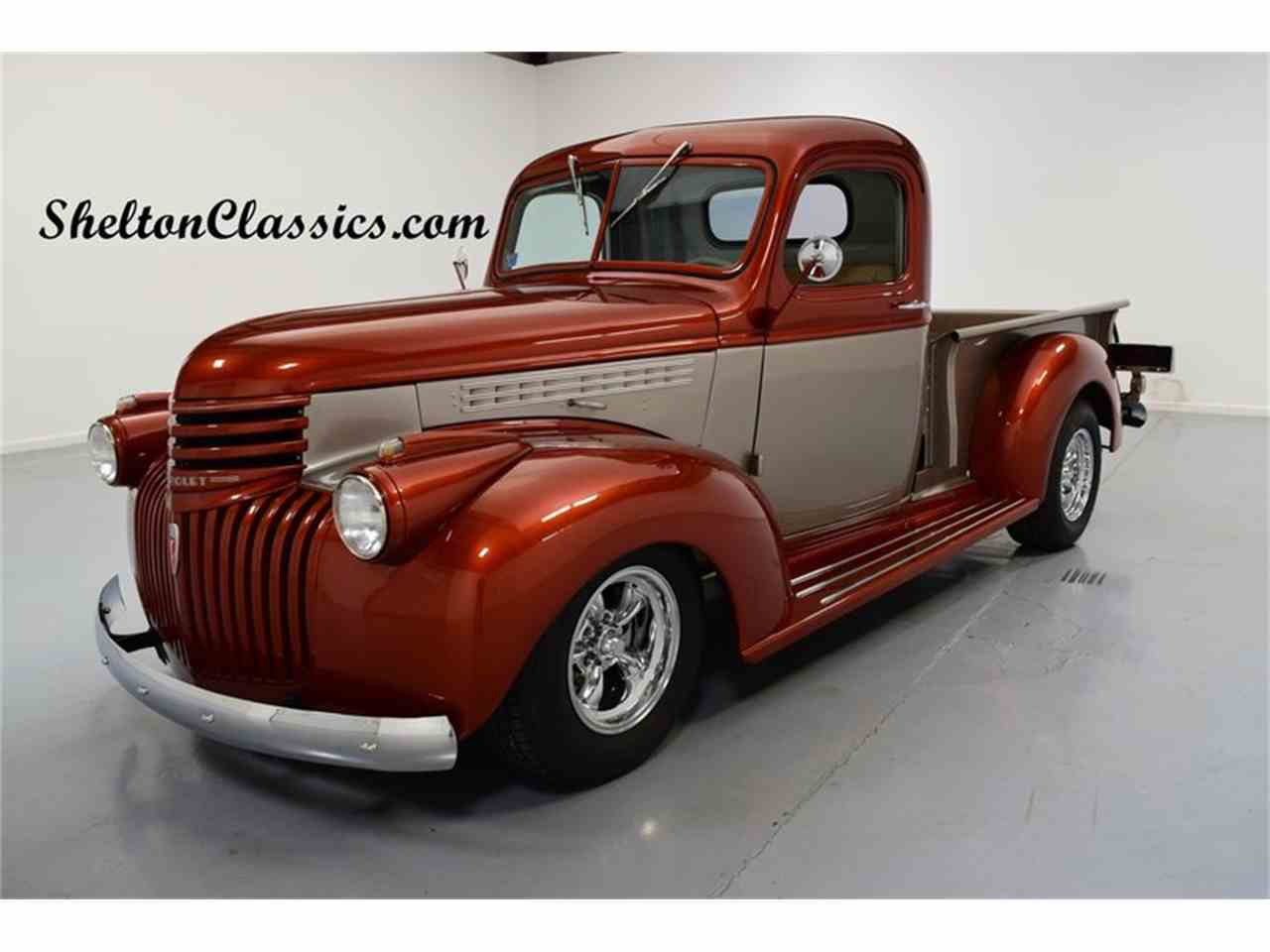 Large Picture of '46 Pickup located in North Carolina - $47,995.00 Offered by Shelton Classics & Performance - MCW8