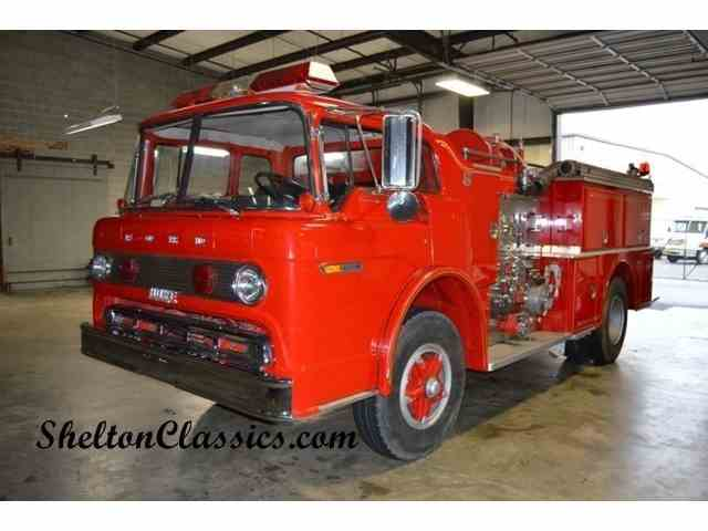 Picture of '74 Fire Truck - MCWA