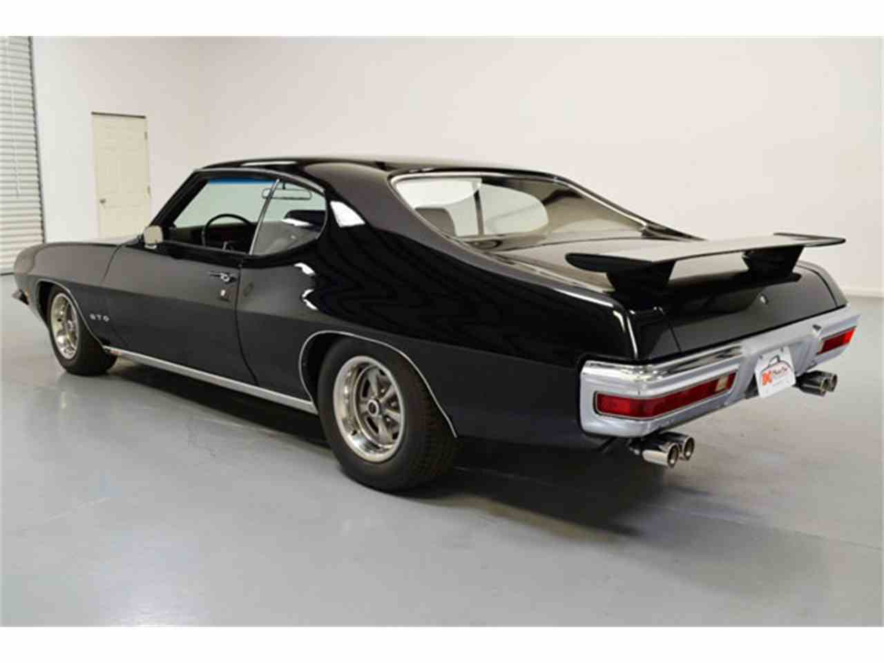 Large Picture of Classic '71 Pontiac GTO Offered by Shelton Classics & Performance - MCWM