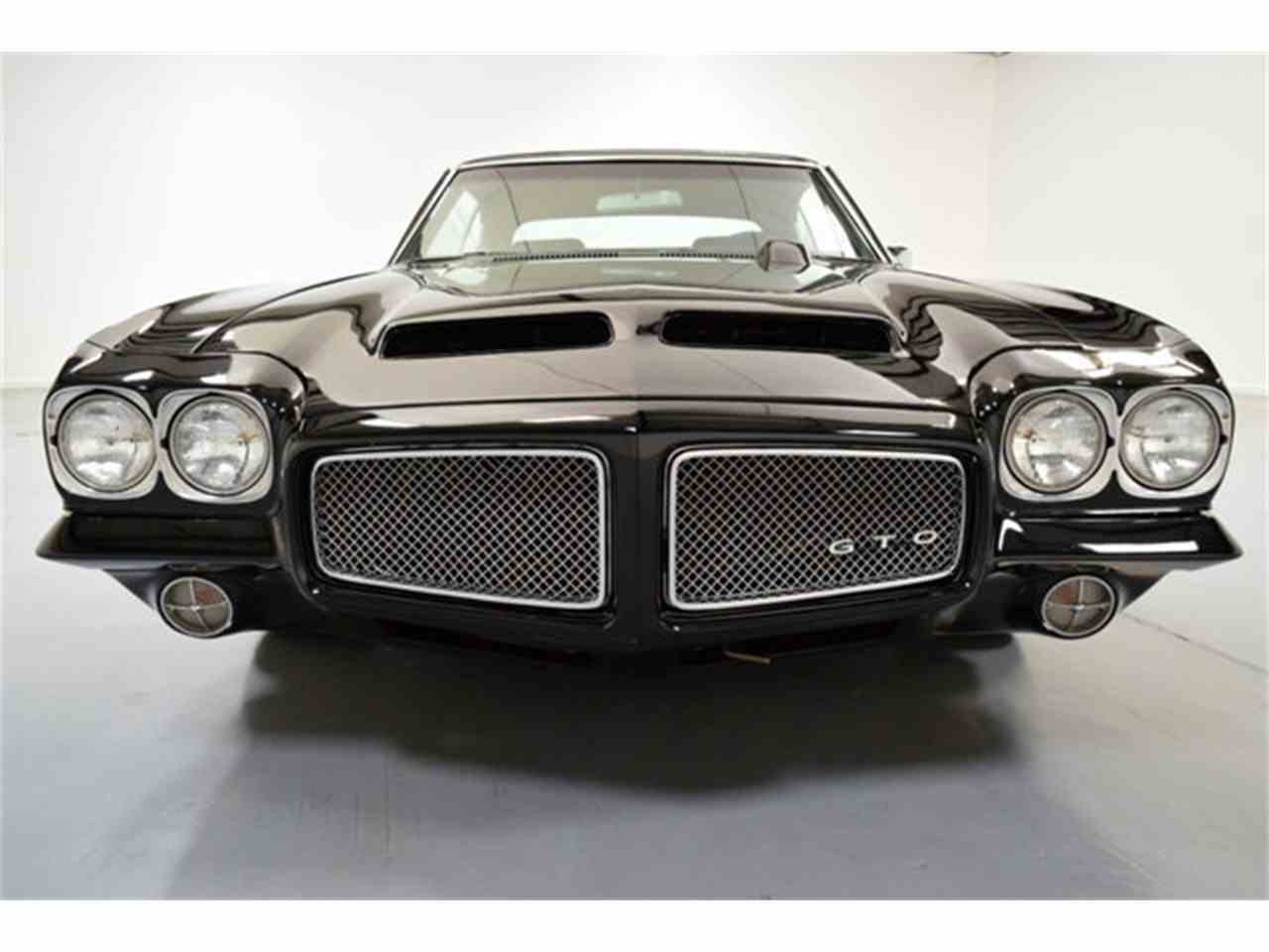 Large Picture of '71 Pontiac GTO located in North Carolina Offered by Shelton Classics & Performance - MCWM