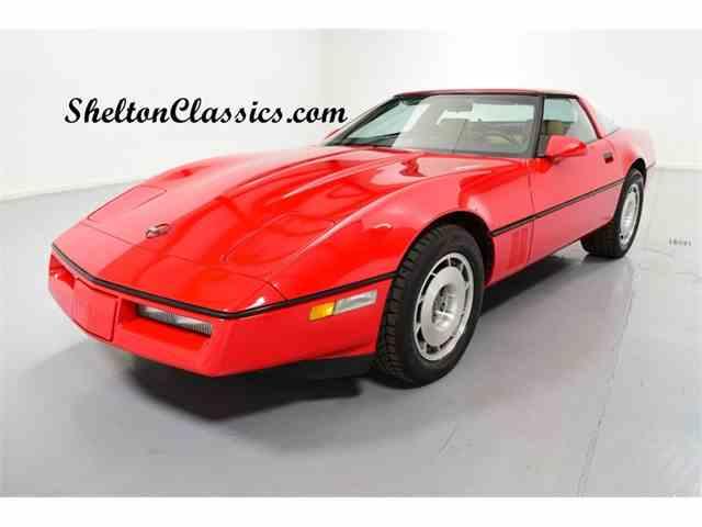 Picture of '87 Corvette - MCWS