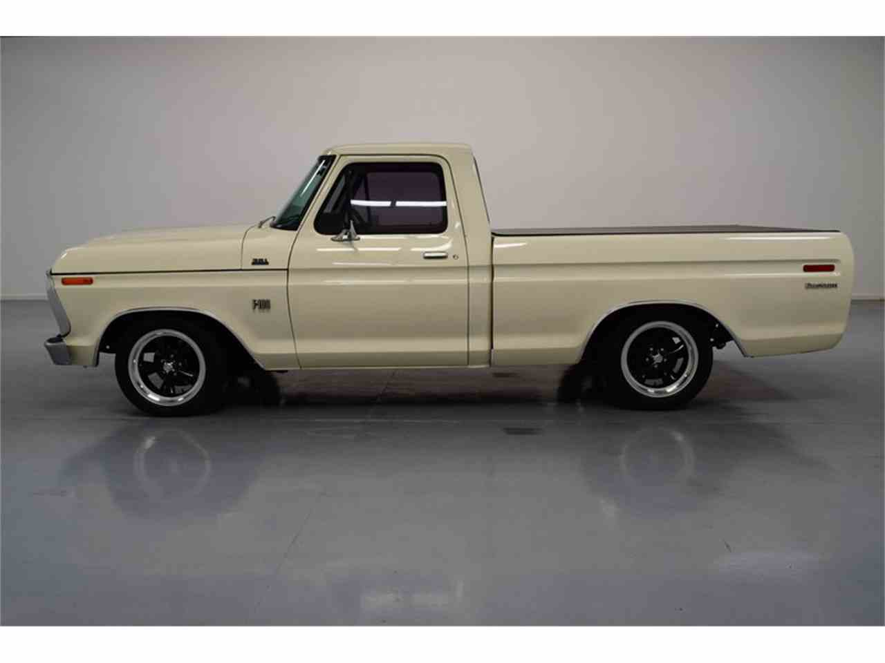 Large Picture of '73 F100 - MCWV