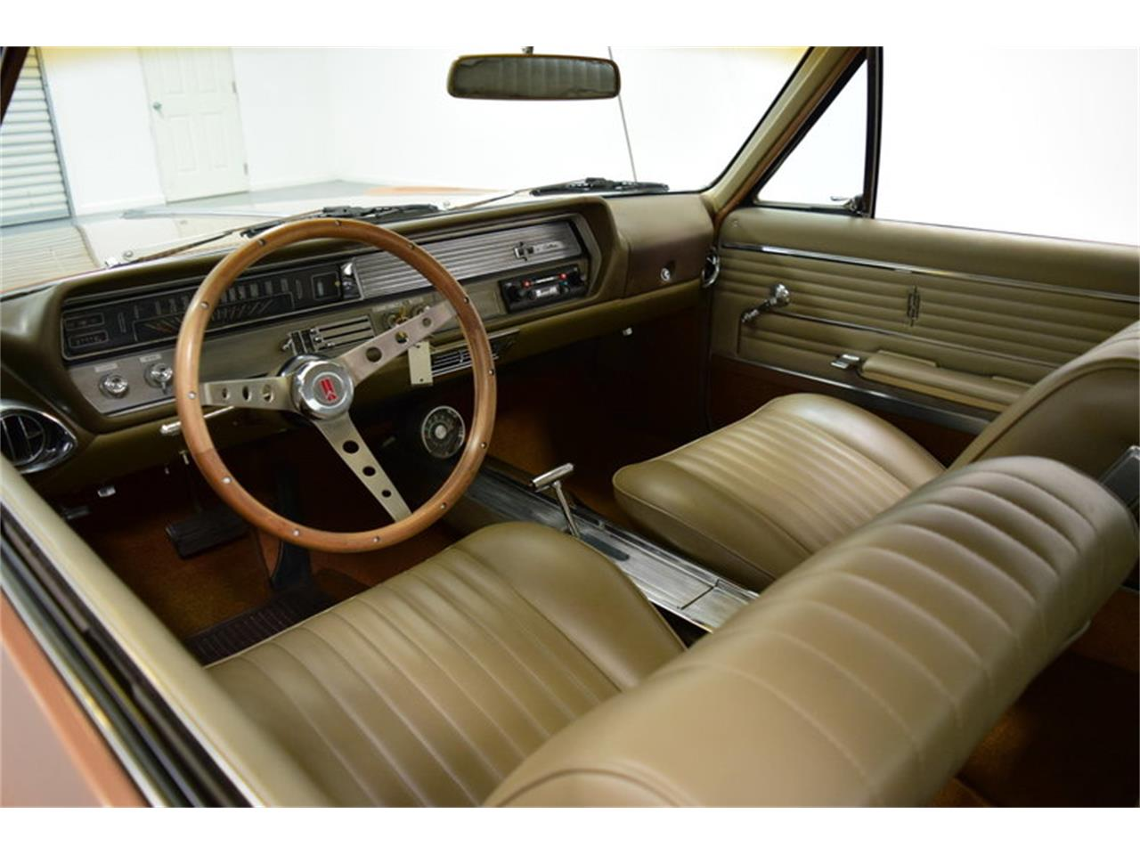 Large Picture of '65 Cutlass - MCWY