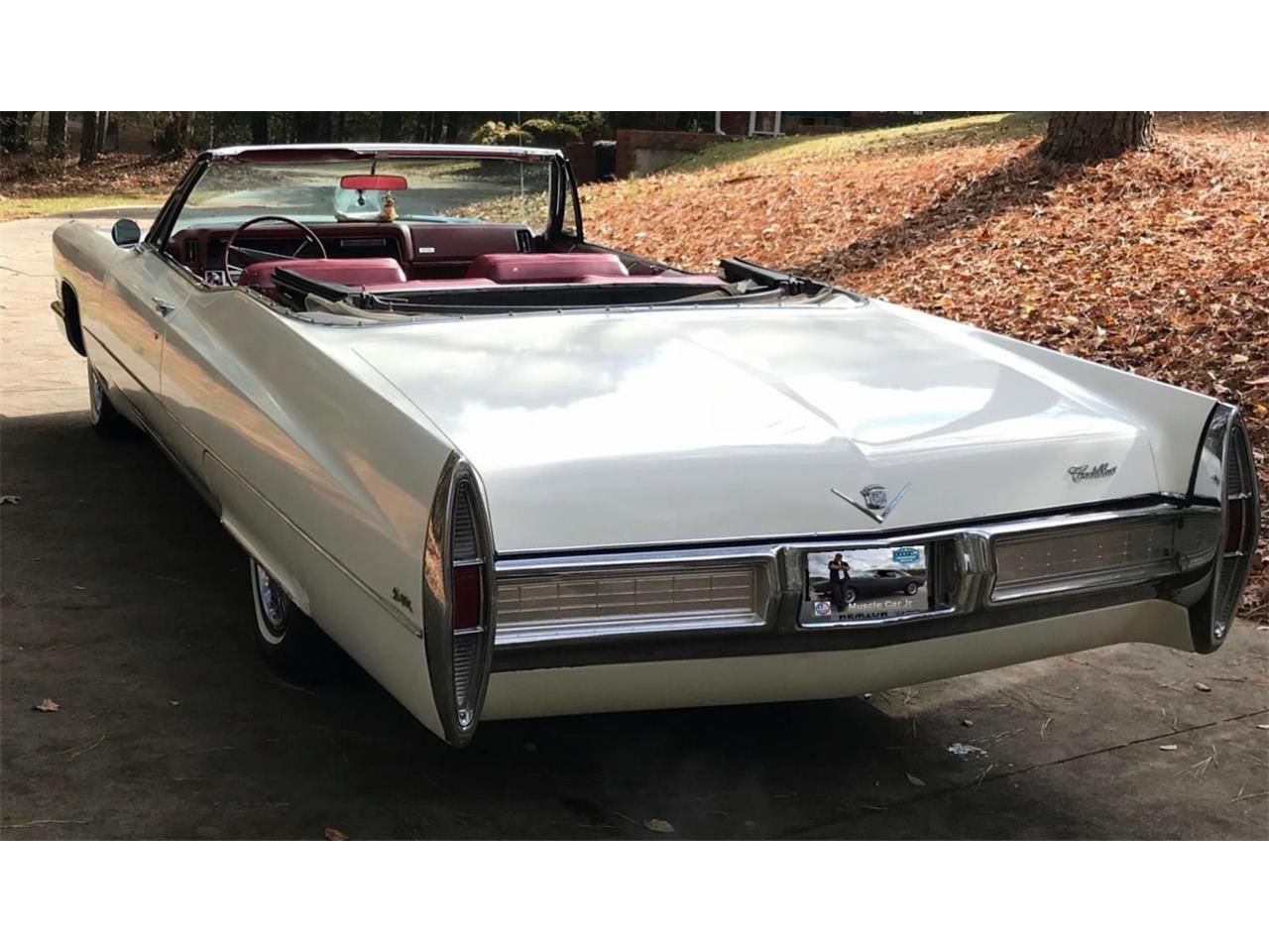 Large Picture of '67 DeVille - MCXD