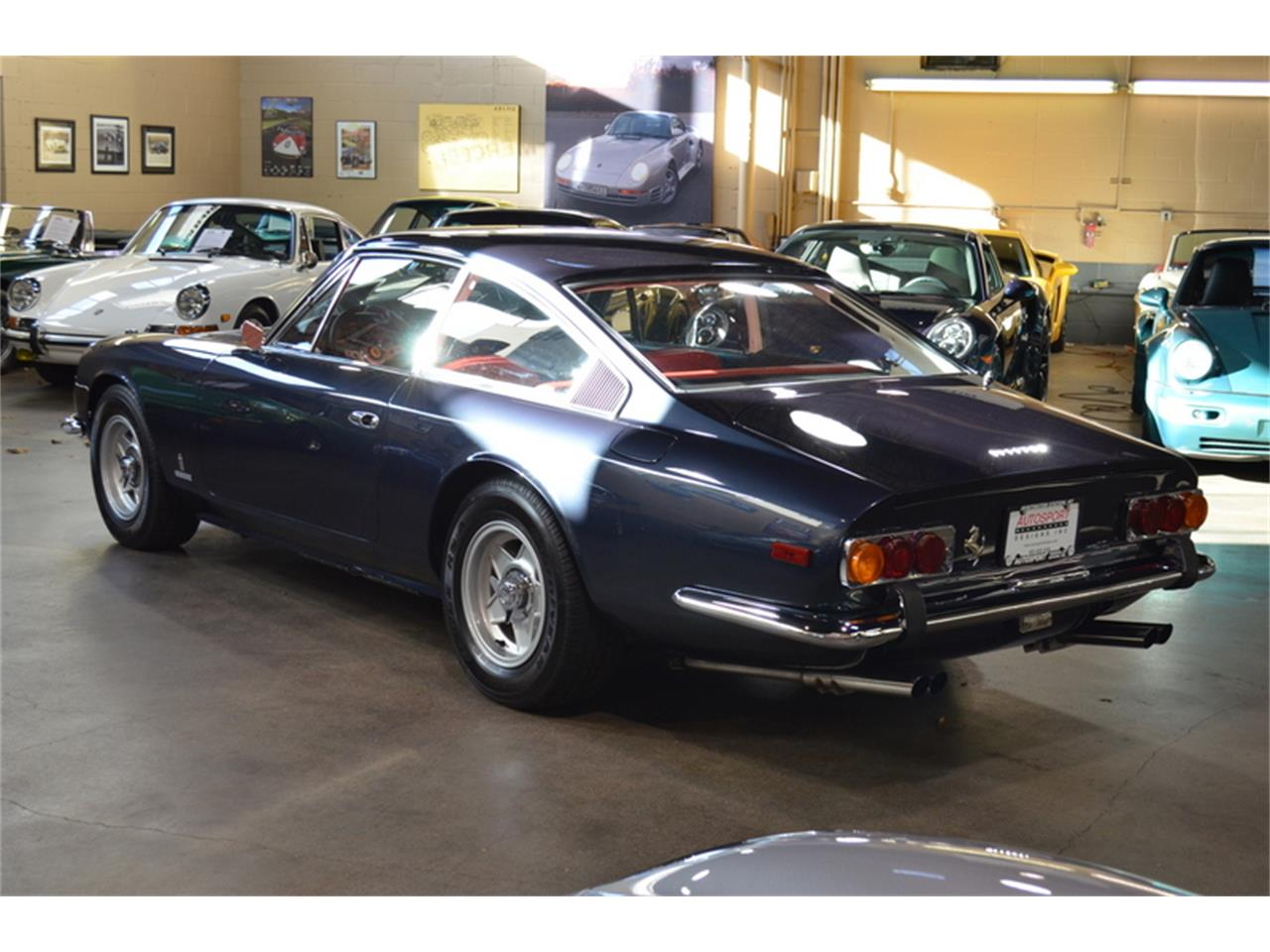 Large Picture of '69 365 GT4 - MCXS
