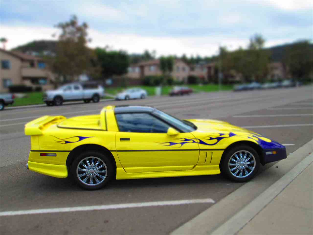 Large Picture of '89 Corvette - MCXY