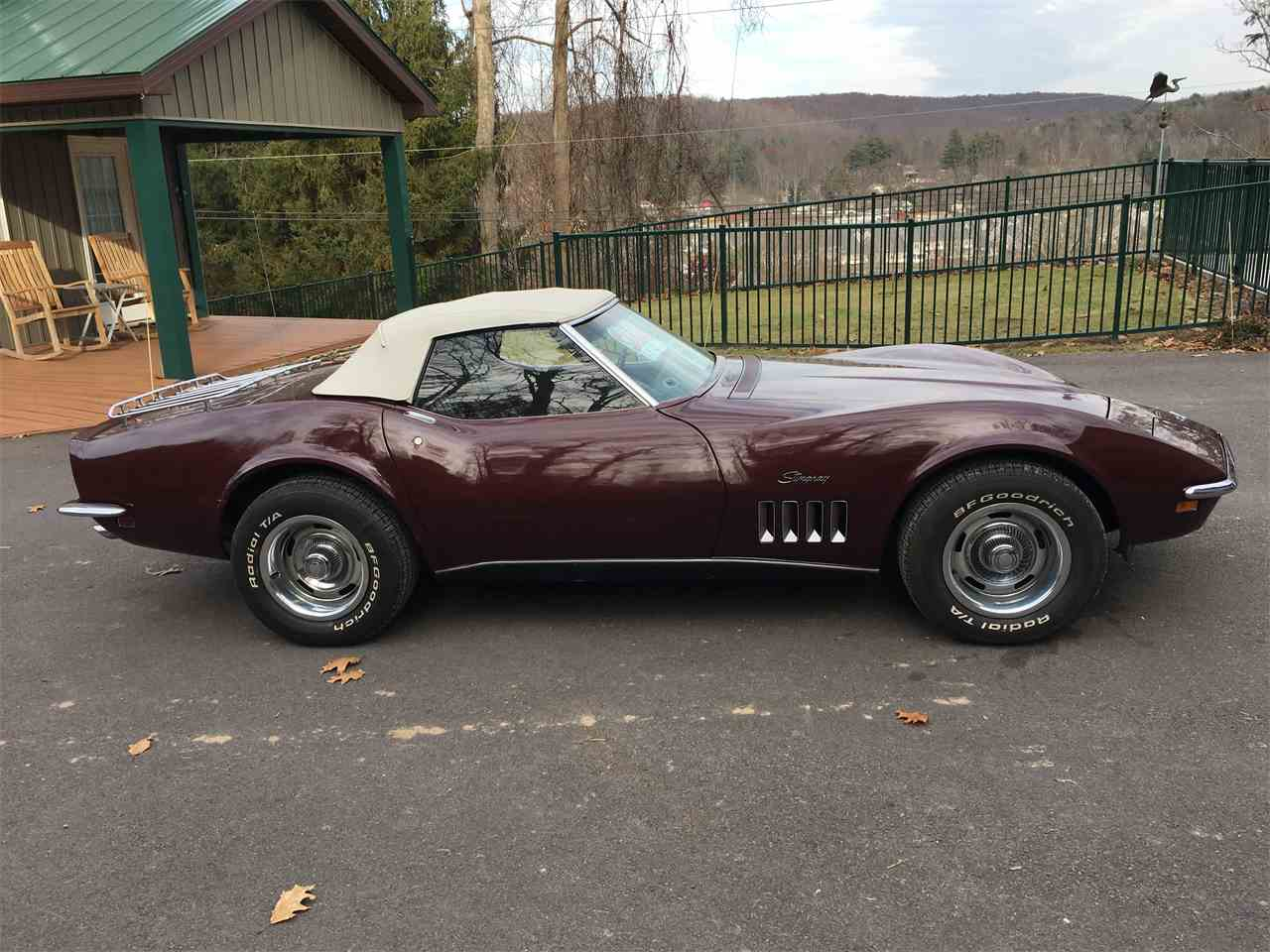 Large Picture of '69 Corvette - MCY4