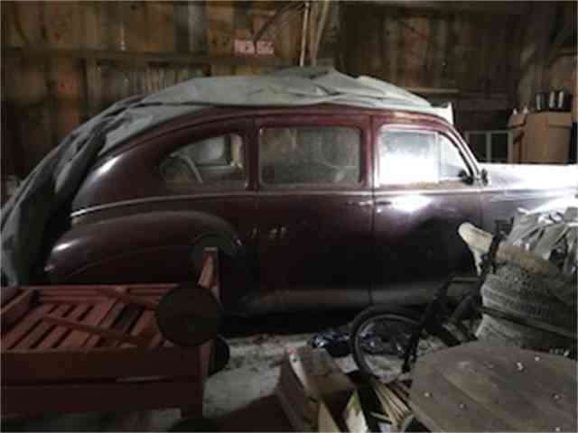 Picture of 1940 Zephyr located in MASSACHUSETTS - $9,500.00 - MCYB