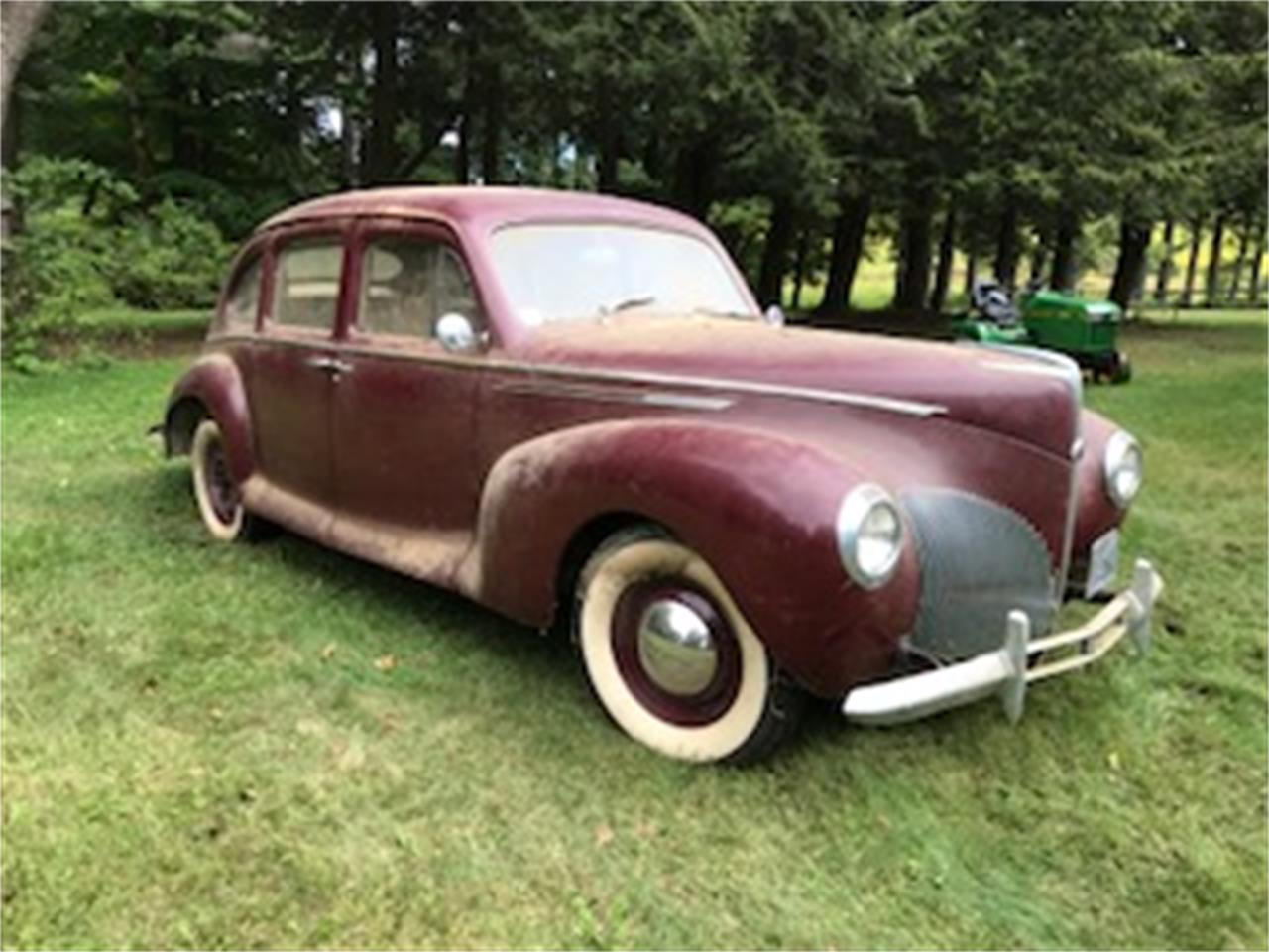 Large Picture of '40 Zephyr - MCYB