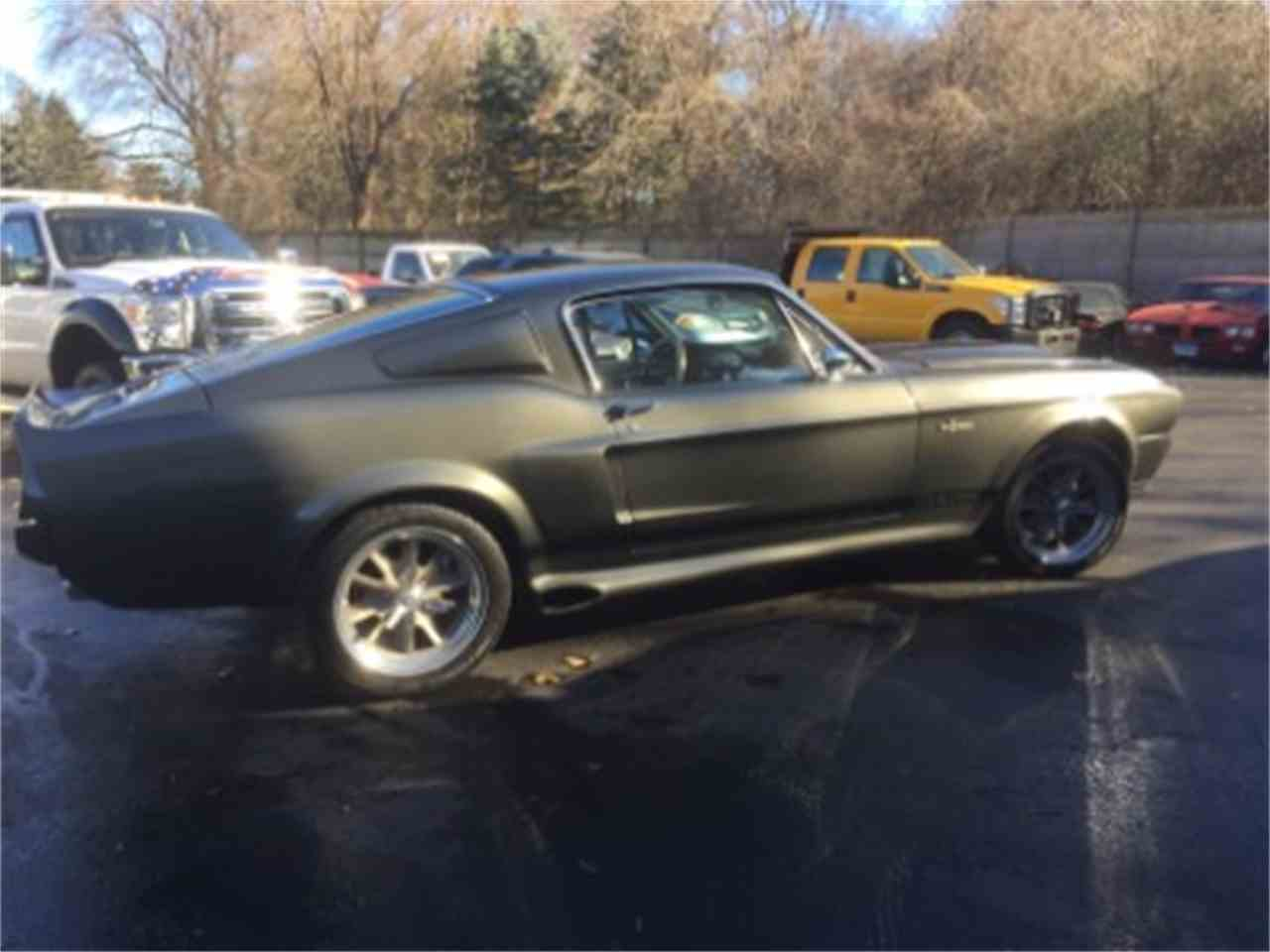 Large Picture of '68 Mustang - MCYL