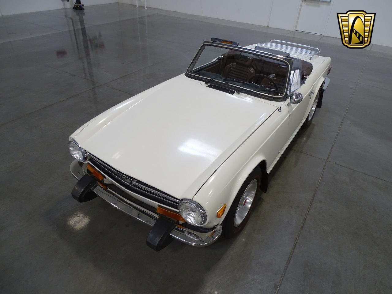 Large Picture of '74 TR6 located in Arizona - $18,995.00 - MCYM