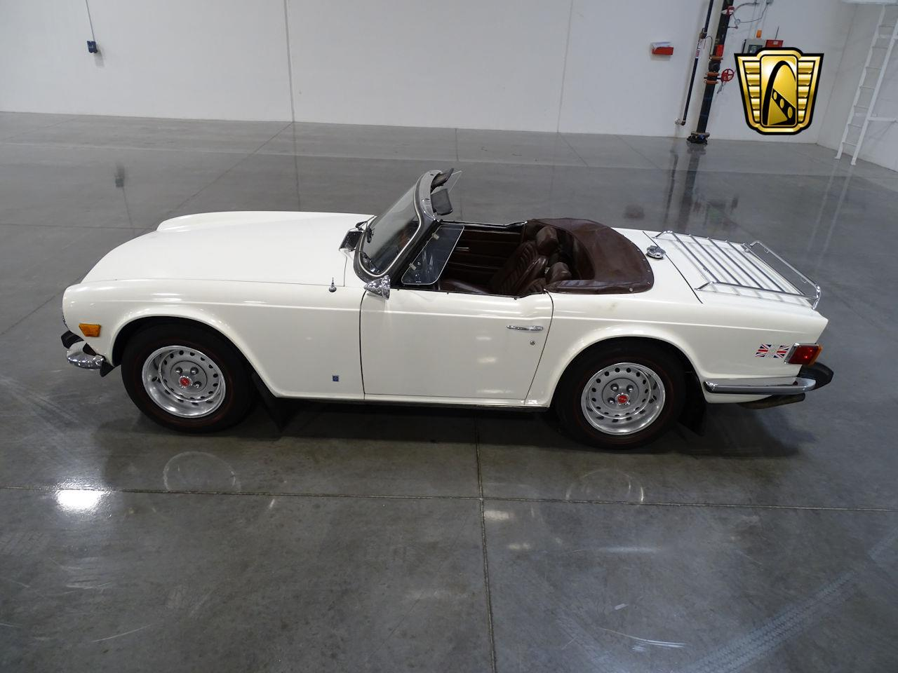 Large Picture of '74 TR6 Offered by Gateway Classic Cars - Scottsdale - MCYM