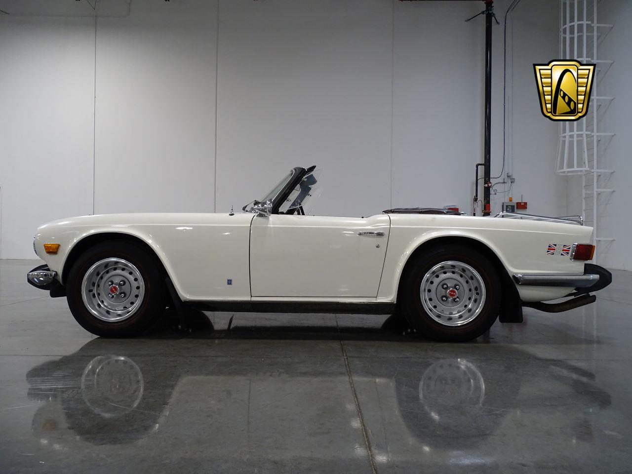 Large Picture of 1974 TR6 located in Deer Valley Arizona - $18,995.00 - MCYM