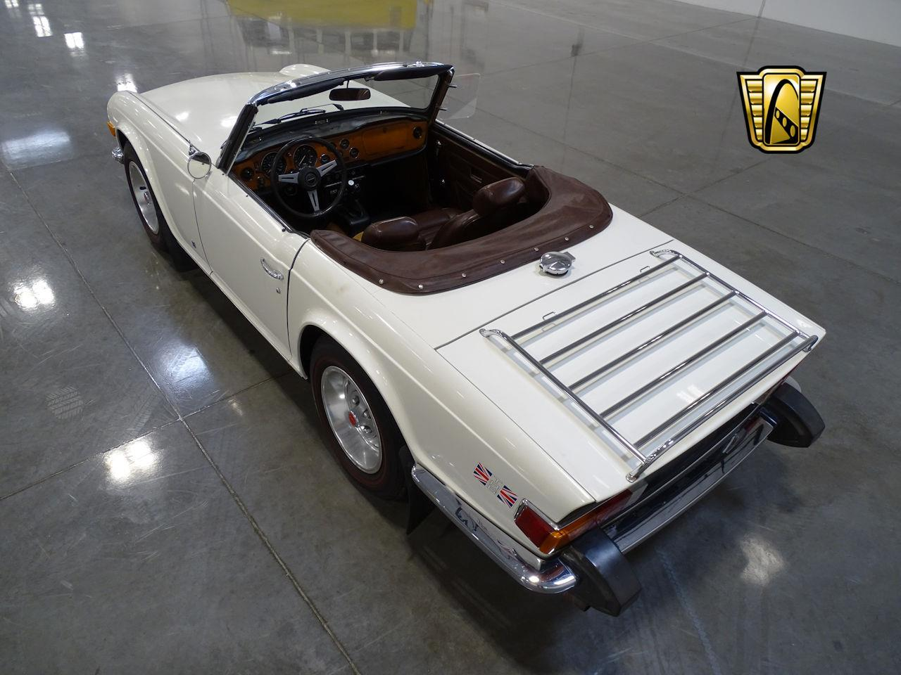 Large Picture of 1974 Triumph TR6 located in Deer Valley Arizona Offered by Gateway Classic Cars - Scottsdale - MCYM