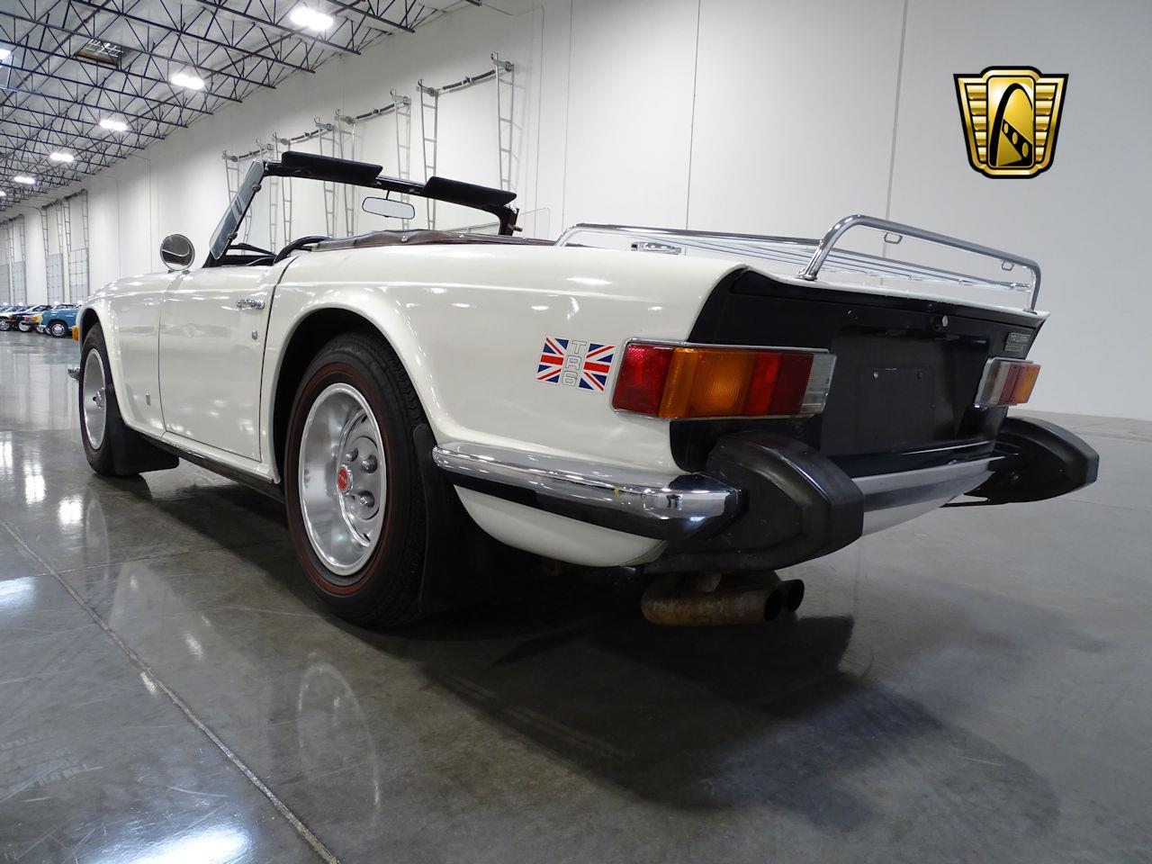 Large Picture of '74 TR6 located in Deer Valley Arizona - $18,995.00 - MCYM