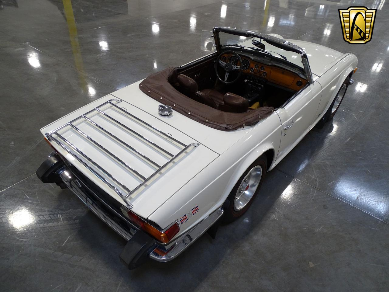 Large Picture of '74 TR6 located in Arizona - $18,995.00 Offered by Gateway Classic Cars - Scottsdale - MCYM