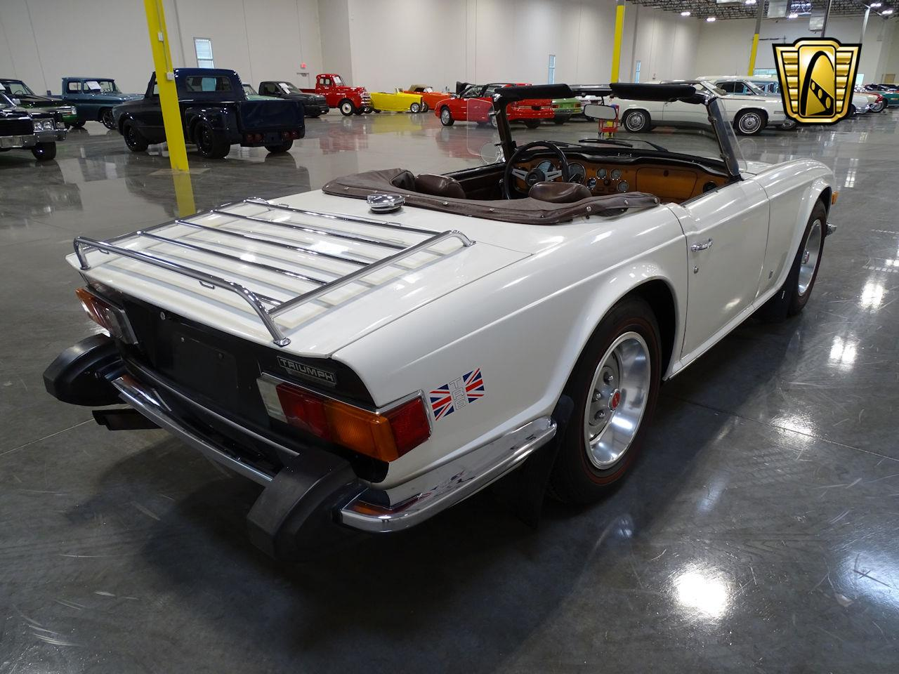 Large Picture of 1974 TR6 located in Arizona - MCYM