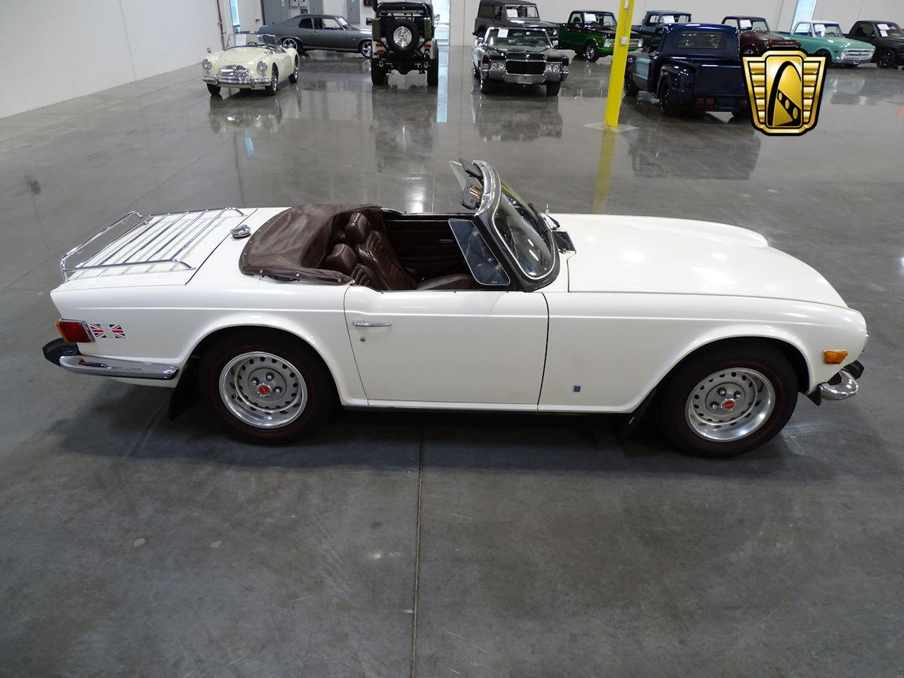 Large Picture of '74 Triumph TR6 - $18,995.00 - MCYM