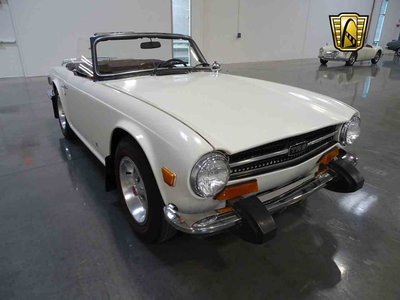 Large Picture of '74 TR6 - MCYM