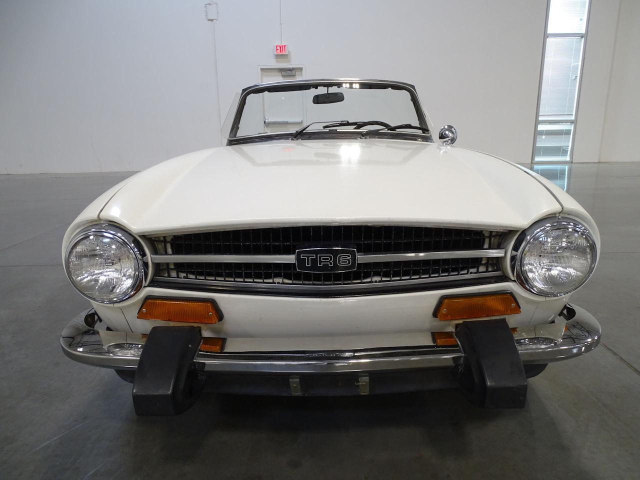 Large Picture of 1974 TR6 located in Deer Valley Arizona - MCYM