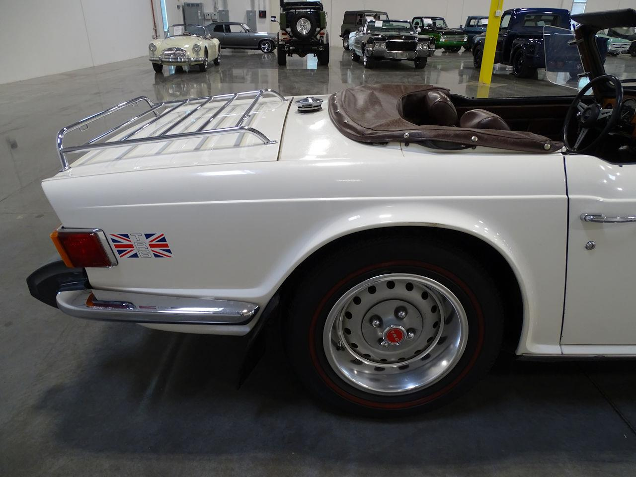 Large Picture of '74 Triumph TR6 - MCYM