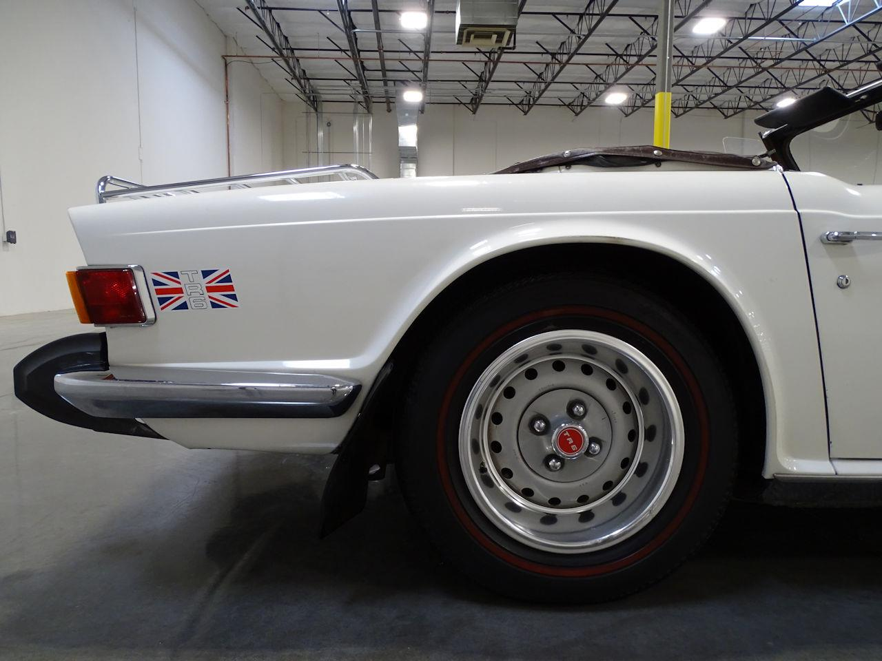 Large Picture of 1974 Triumph TR6 - MCYM