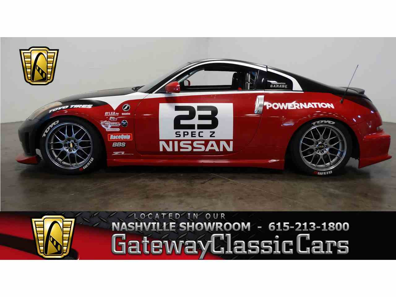 2003 Nissan 350Z for Sale   ClassicCars.com   CC-1043233