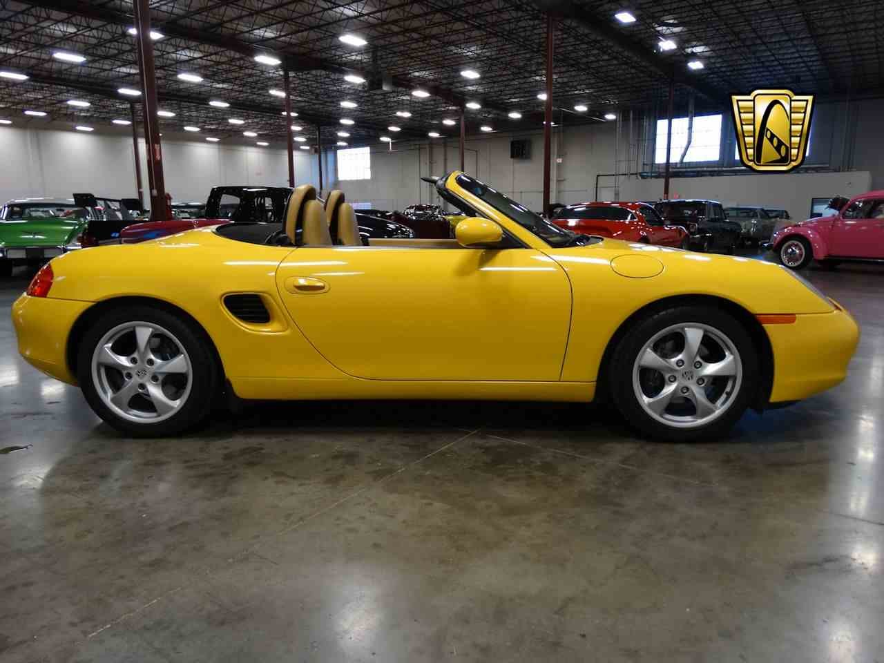 Large Picture of 2002 Boxster located in La Vergne Tennessee - $16,995.00 - MCYS