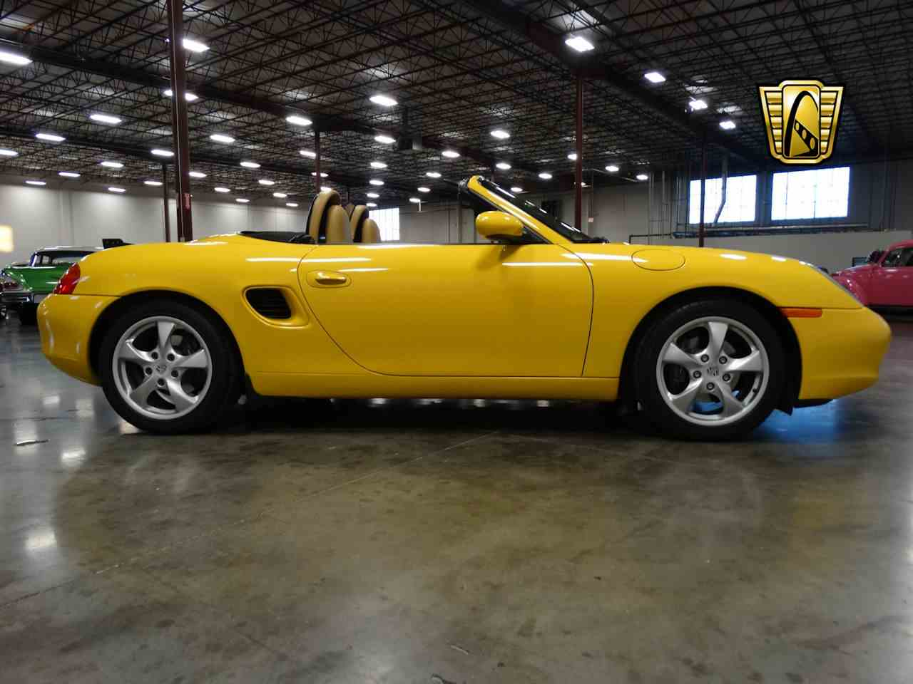 Large Picture of '02 Porsche Boxster located in Tennessee Offered by Gateway Classic Cars - Nashville - MCYS