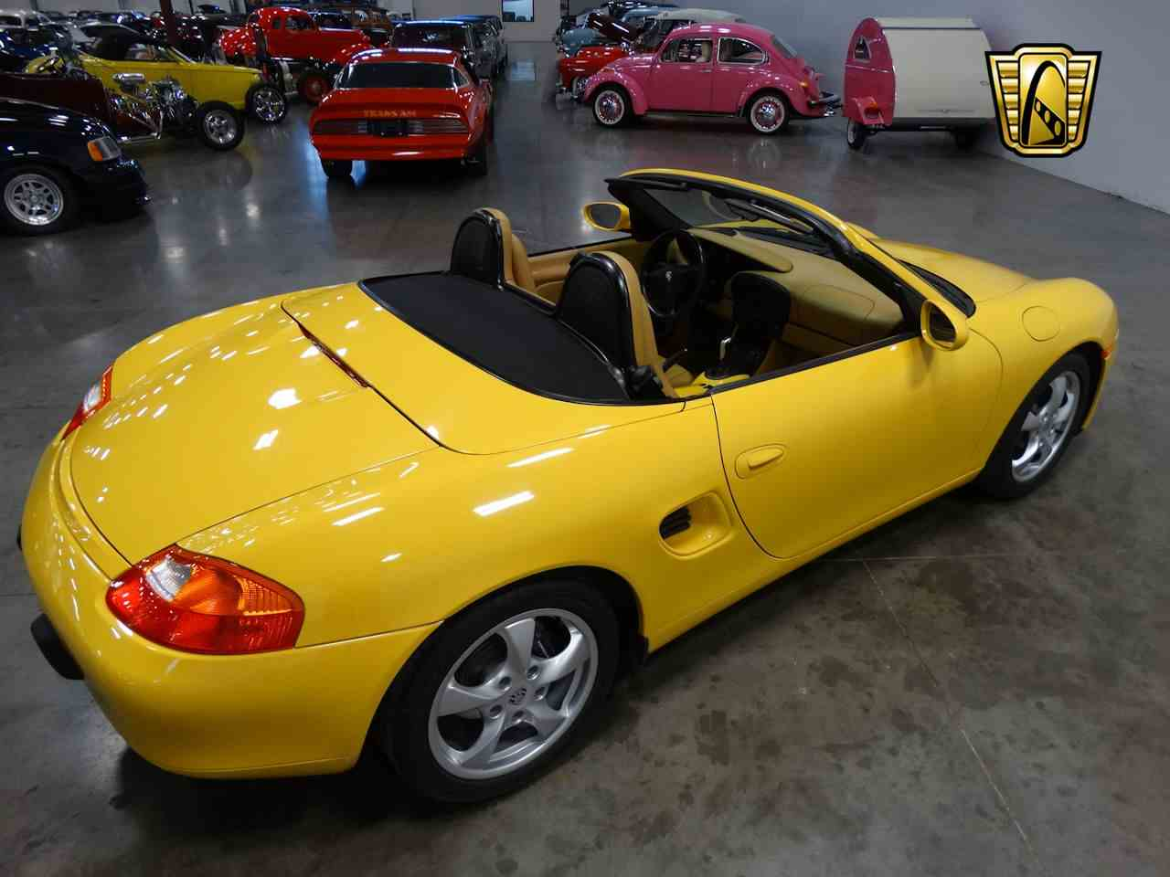 Large Picture of '02 Boxster located in Tennessee - $16,995.00 - MCYS