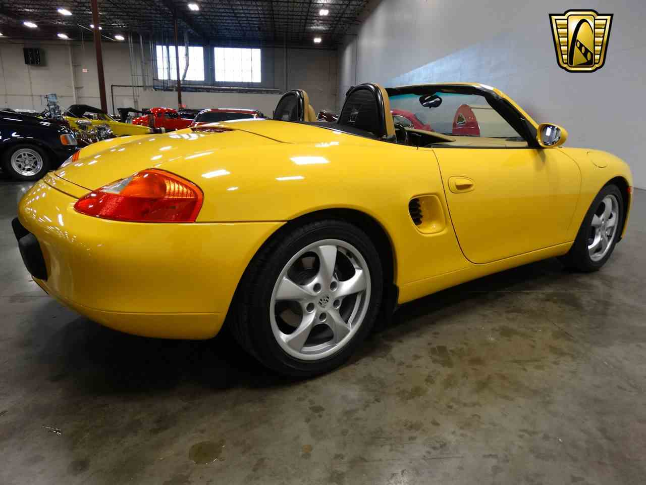 Large Picture of '02 Porsche Boxster - MCYS
