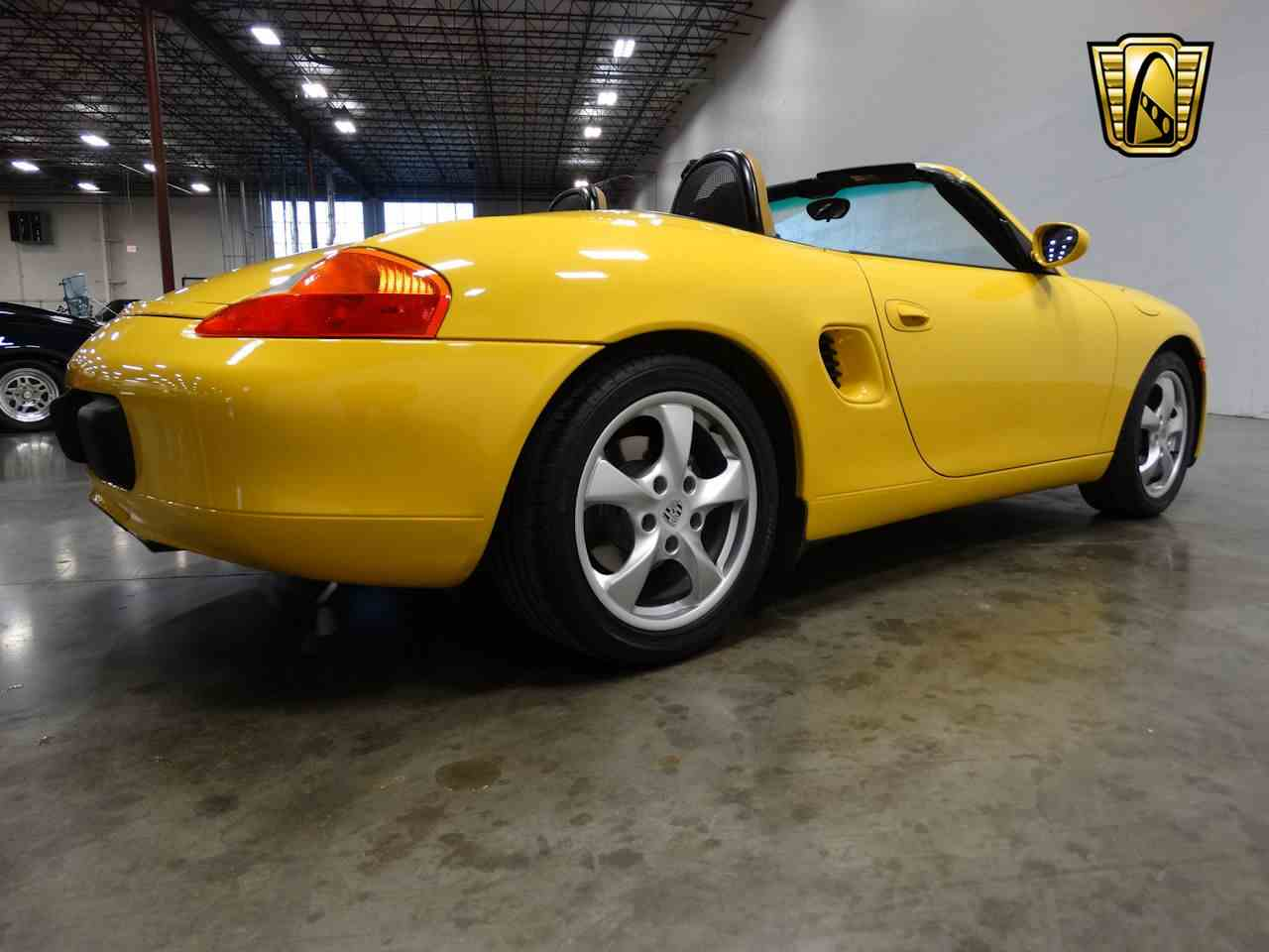 Large Picture of '02 Porsche Boxster - $16,995.00 - MCYS