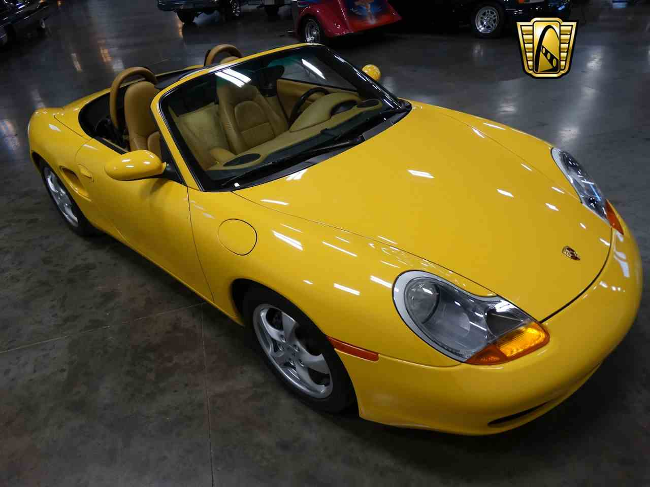 Large Picture of 2002 Porsche Boxster - $16,995.00 Offered by Gateway Classic Cars - Nashville - MCYS