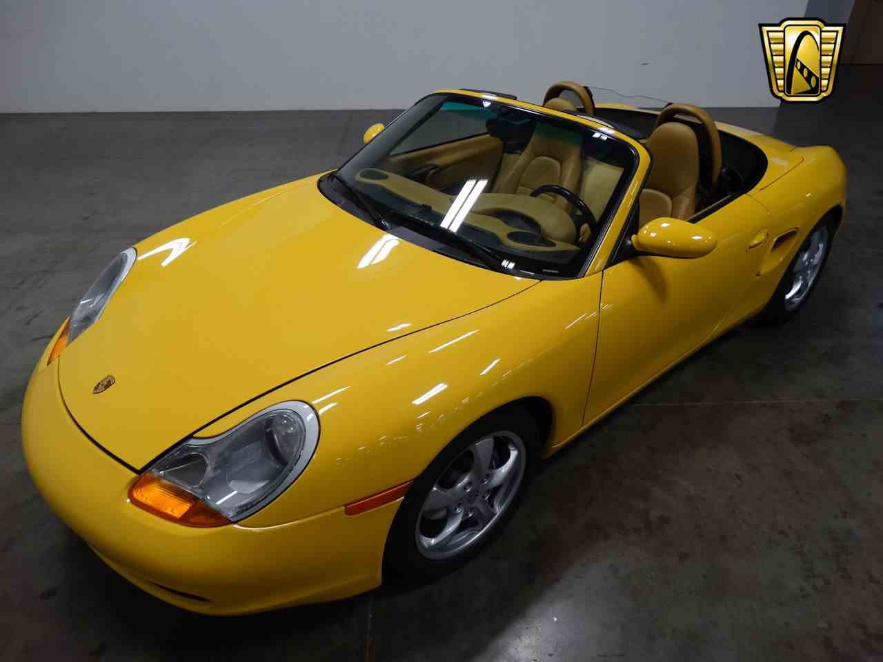 Large Picture of '02 Boxster - $16,995.00 Offered by Gateway Classic Cars - Nashville - MCYS