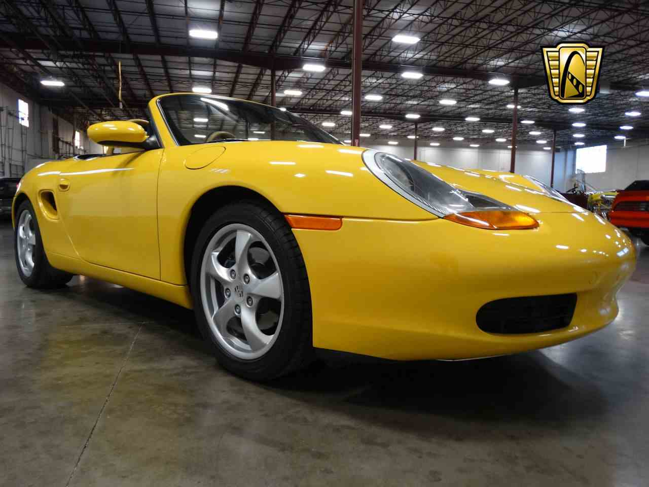 Large Picture of 2002 Boxster located in La Vergne Tennessee - $16,995.00 Offered by Gateway Classic Cars - Nashville - MCYS