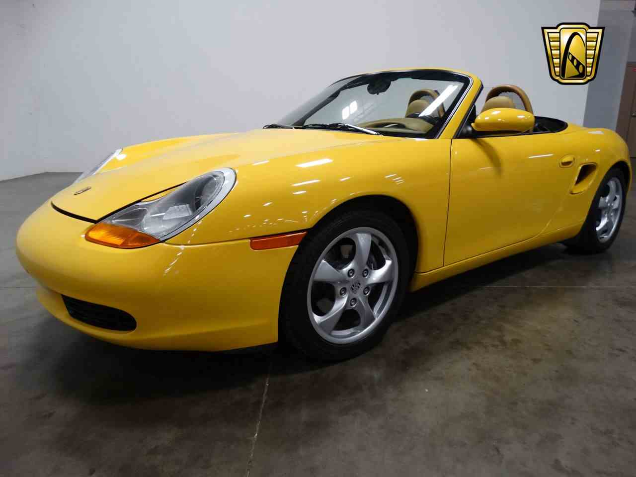 Large Picture of 2002 Boxster Offered by Gateway Classic Cars - Nashville - MCYS