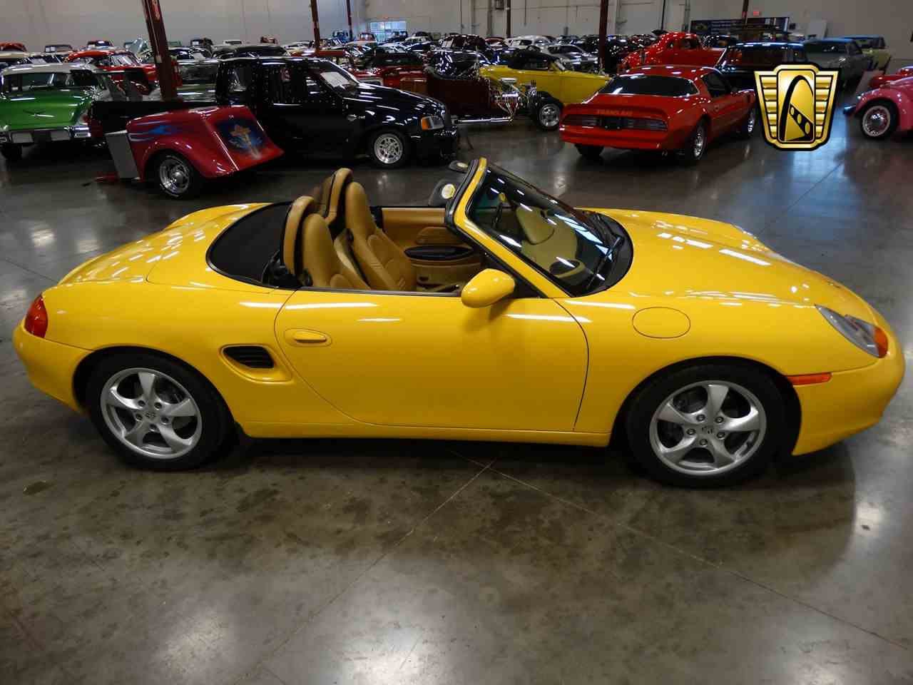 Large Picture of '02 Porsche Boxster located in La Vergne Tennessee - $16,995.00 Offered by Gateway Classic Cars - Nashville - MCYS