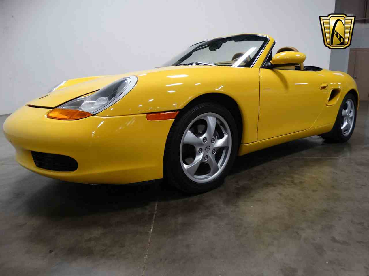Large Picture of 2002 Boxster located in Tennessee Offered by Gateway Classic Cars - Nashville - MCYS