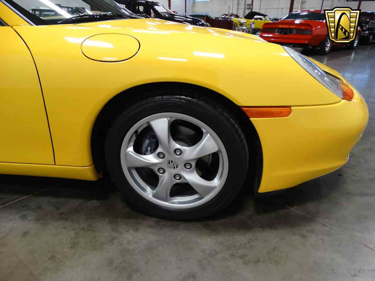 Large Picture of '02 Porsche Boxster located in La Vergne Tennessee - MCYS