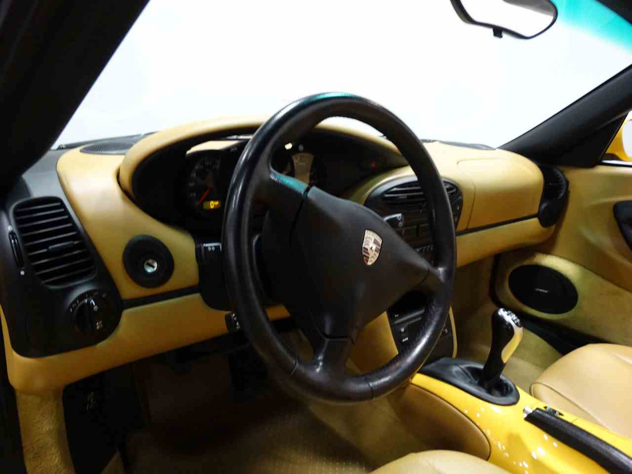 Large Picture of 2002 Porsche Boxster located in Tennessee Offered by Gateway Classic Cars - Nashville - MCYS