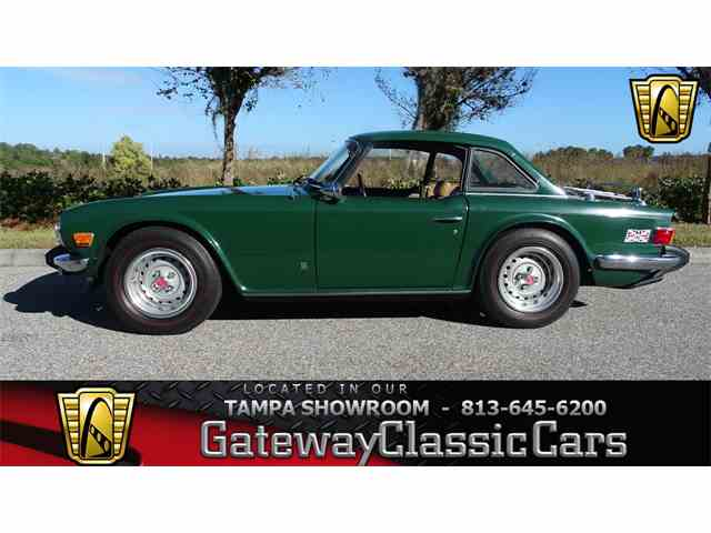 Picture of '75 TR6 - MCYV